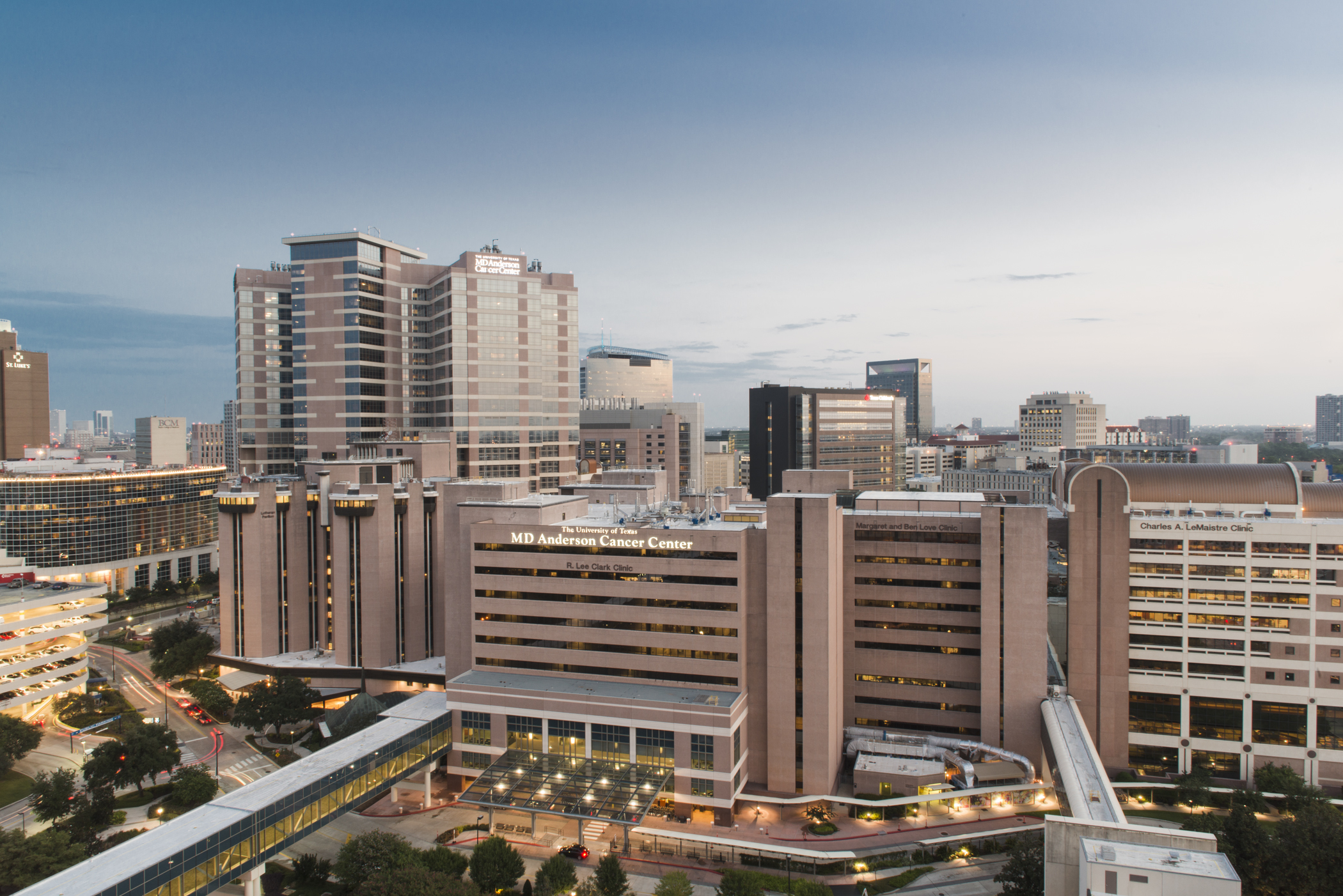 MD Anderson Ext