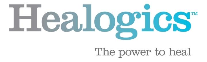 Healogics Gradienttag