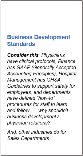 generally accepted accounting principles in healthcare