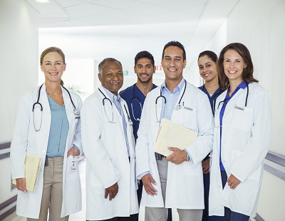 medical team getty