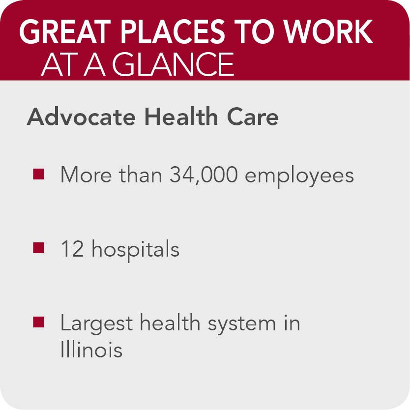 Advocate Health Care  facts