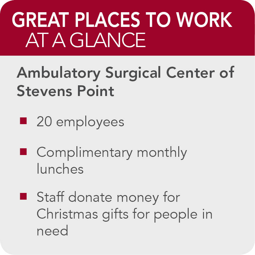 Ambulatory Surgical Center of Stevens Point facts