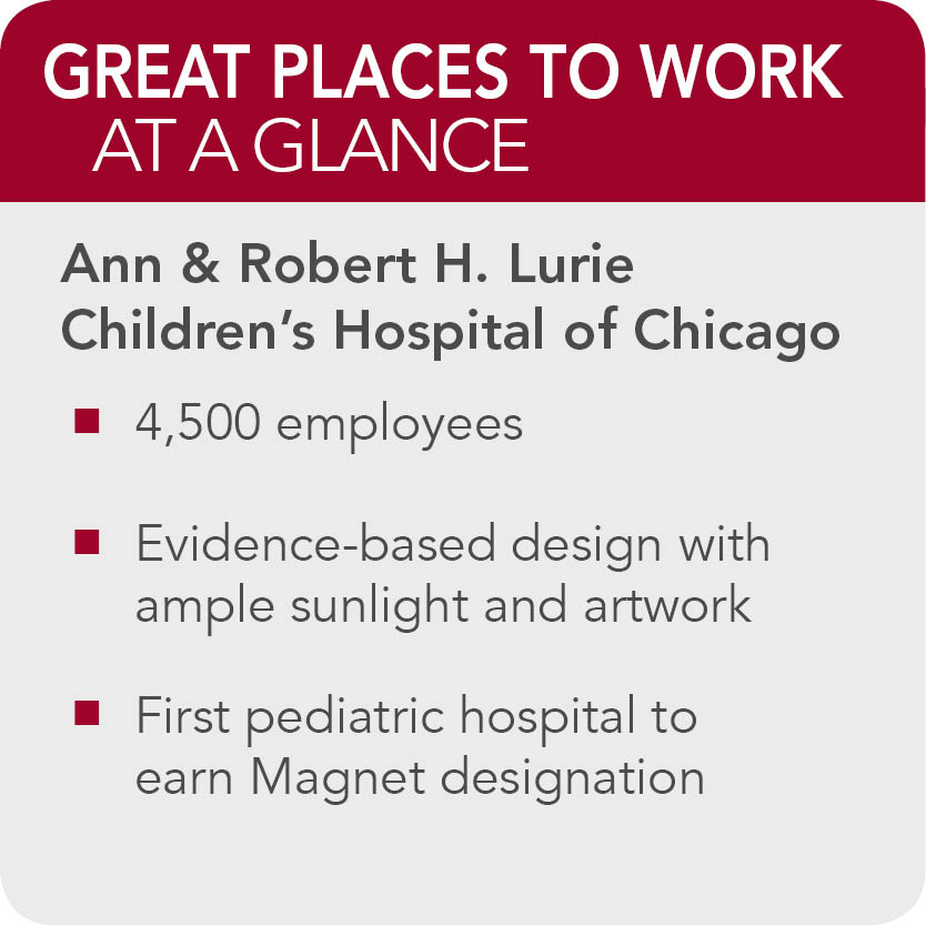 Ann Robert H. Lurie Childrens Hospital of Chicago facts