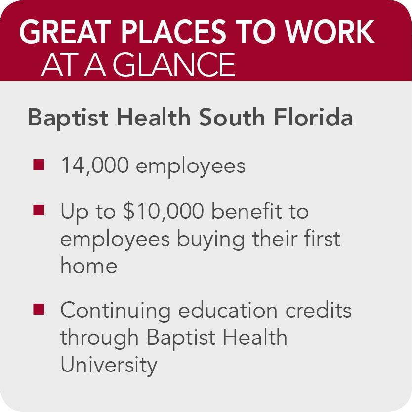 Baptist Health South Florida  Facts