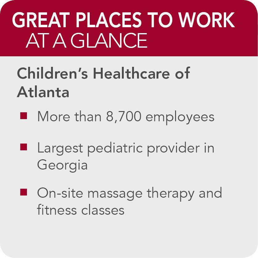 Childrens Healthcare of Atlanta fcats