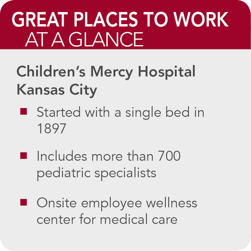 Childrens Mercy Hospital Kansas City Facts