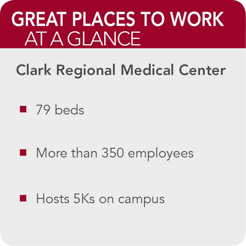 Clark Regional Medical Center Facts
