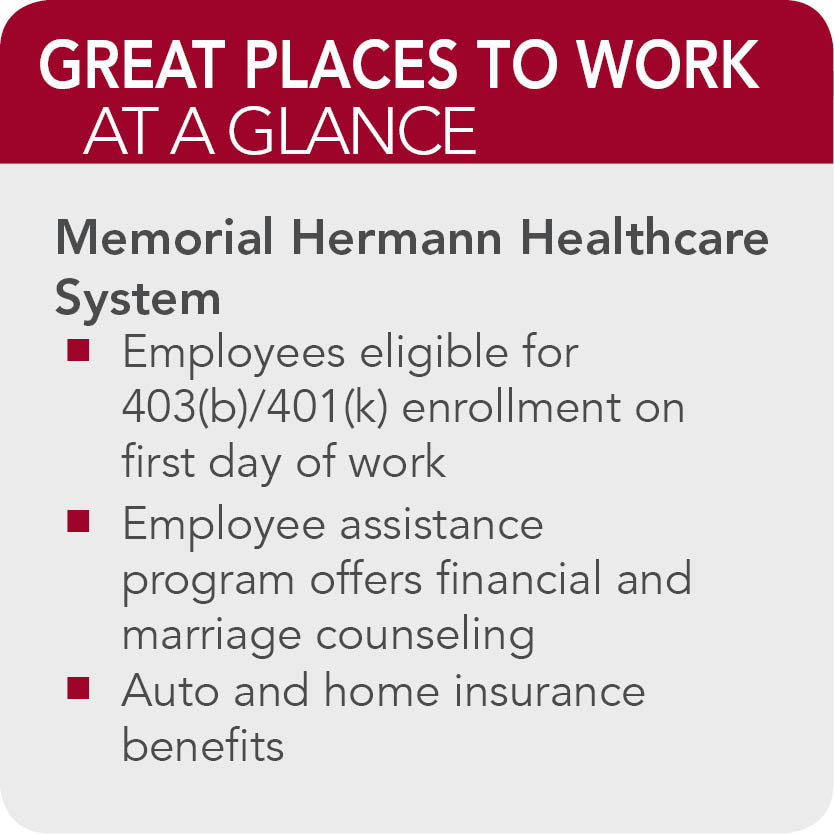 Memorial Hermann Healthcare System Facts