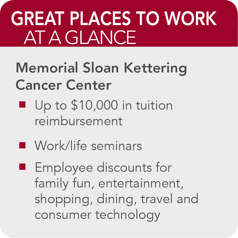 Memorial Sloan Kettering Cancer Center facts