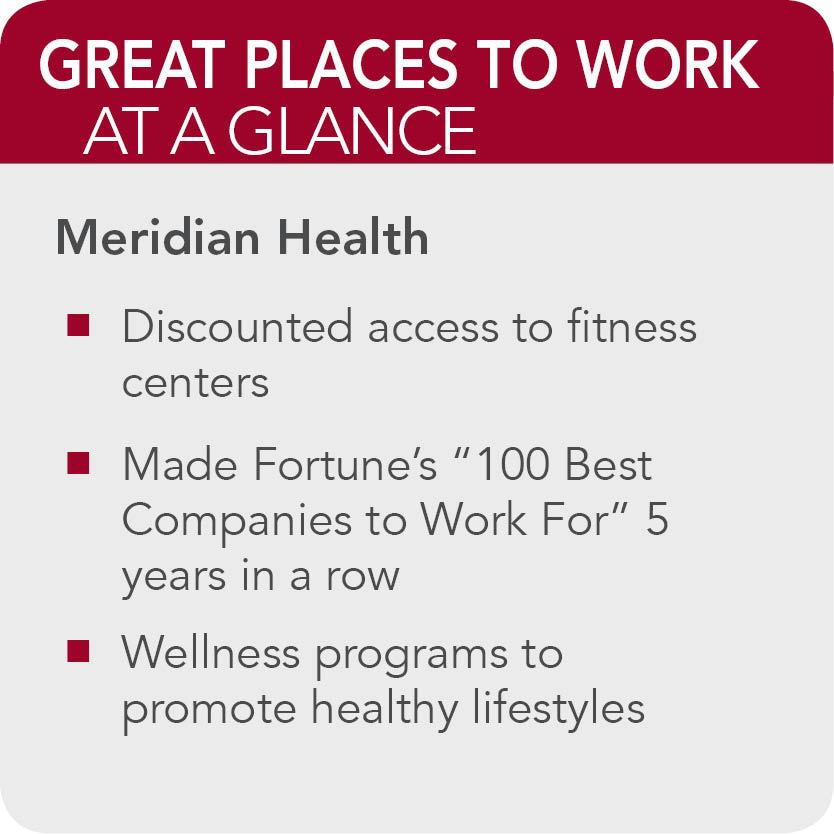 Meridian Health facts