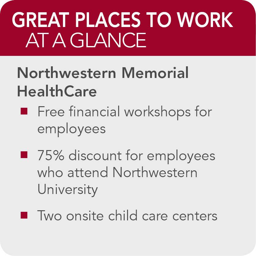 Northwestern Memorial HealthCare Facts