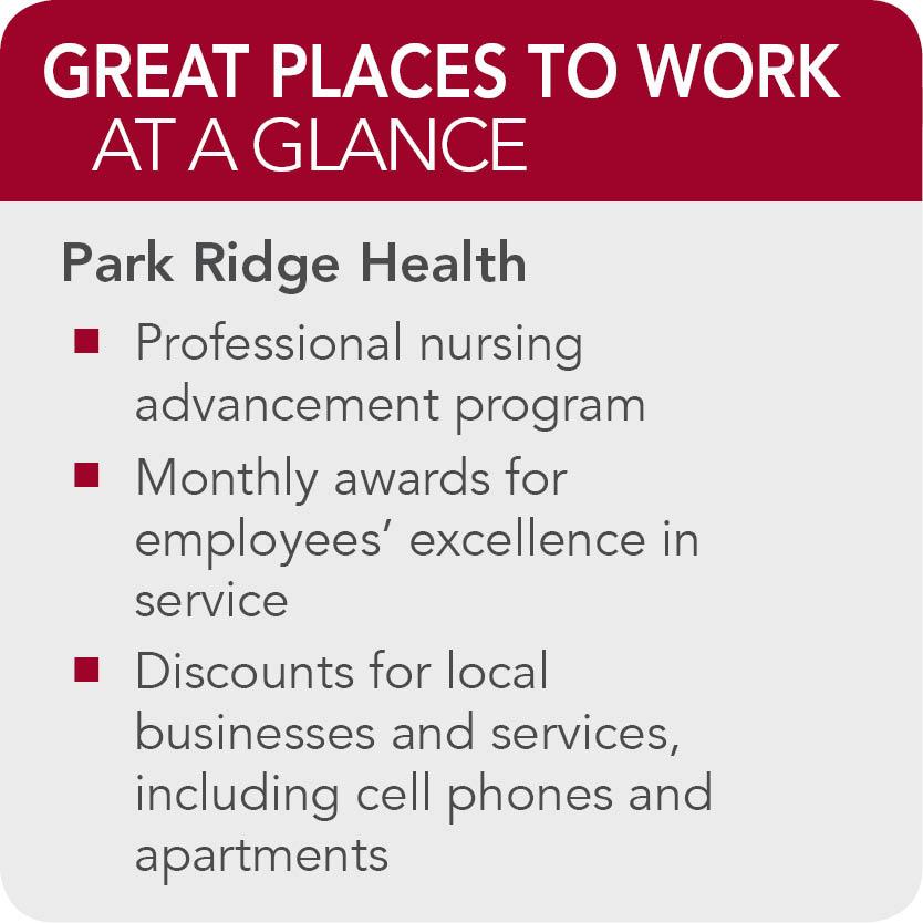 Park Ridge Health facts