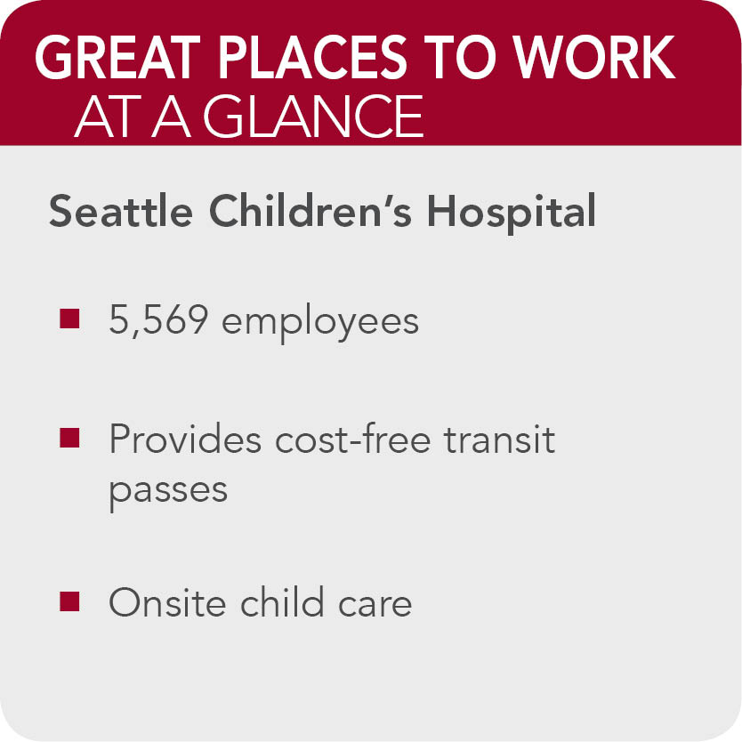 Seattle childrens  facts