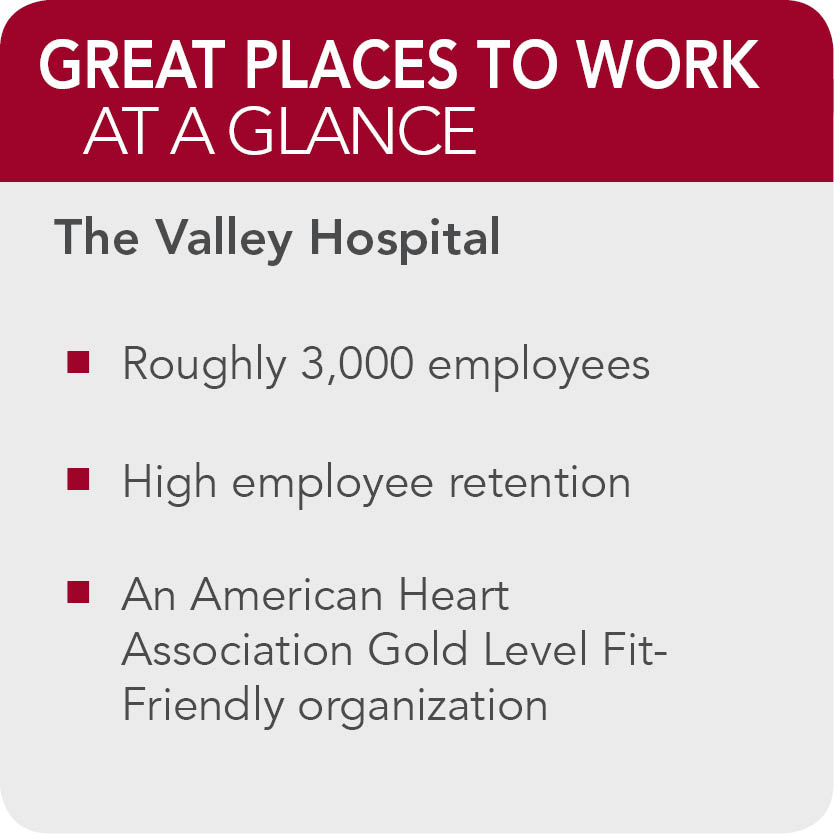 The Valley Hospital facts