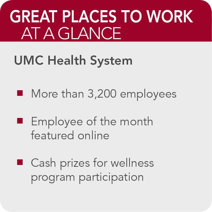 UMC Health System Facts