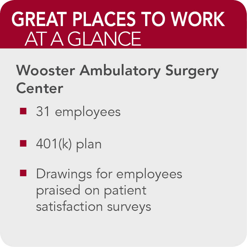 Wooster Ambulatory Surgery Center Facts