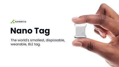 Kontaktio Nano Tag
