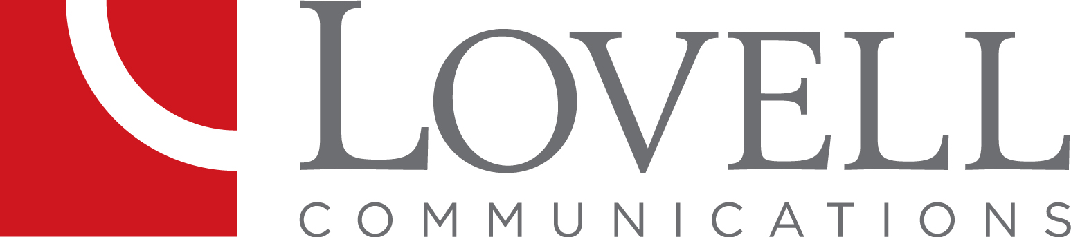 Lovell Communictions Logo