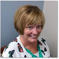 Sandy Ewald, Patient Service Area President of Greater Green Bay, Manitowoc, & Marinette, AdvocateAurora Health.